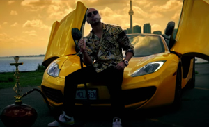 Massari - Shisha ft. French Montana